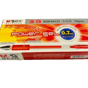 ปากกาหมึกเจลM&G รุ่น AGP30137 0.7มม.หัวปลอก
