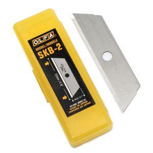 ใบมีดคัตเตอร์ โอฟ่า SKB-2(หลอด5ใบ)