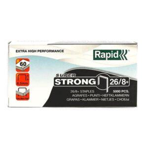 ลวดเย็บราปิด26/8+( RAPID26/6)5,000ตัว/กล่อง