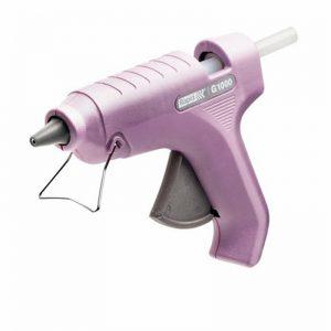 ปืนยิงกาว ราปิด RAPID G1000 พร้อมกาวแท่ง6 แท่ง