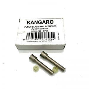 อะไหล่เข็มเจาะเครื่องเจาะกระดาษ KANGARO KC-320-120(2ชิ้น/กล่อง)