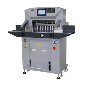 เครื่องตัดกระดาษไฟฟ้าไฮดรอลิก รุ่น 6710 PX (HYDRAULIC PAPER CUTTER)